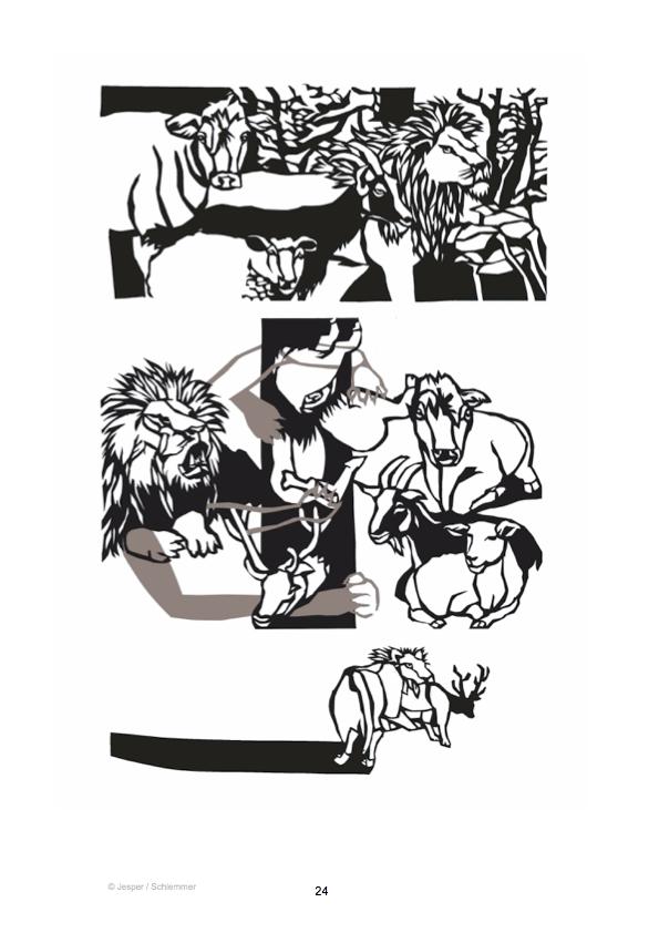 Löwe Lateinisch